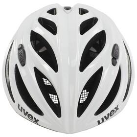 UVEX Boss Race Pyöräilykypärä , valkoinen